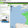 v-traffic: Conditions de circulation sur Google Maps