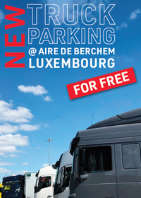 New Truck Parking - Aire de Berchem